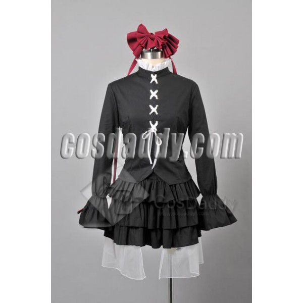 Air Gear Bleak Shirt Skirt Cosplay Costume