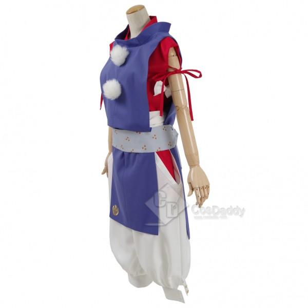 CosDaddy Touken Ranbu Hanamaru The Sword Dance Cosplay Imanotsurugi Costume Men