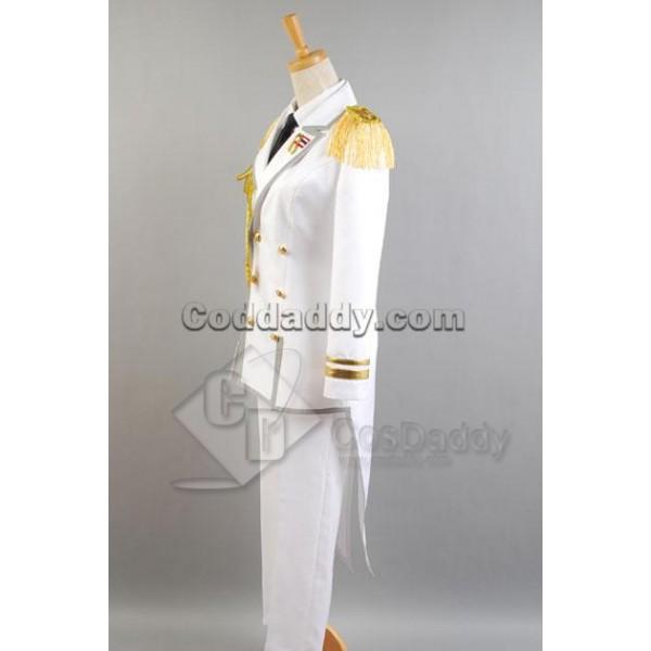 Uta No Prince Sama Shining All Star QUARTET NIGHT Uniform Cosplay Costume