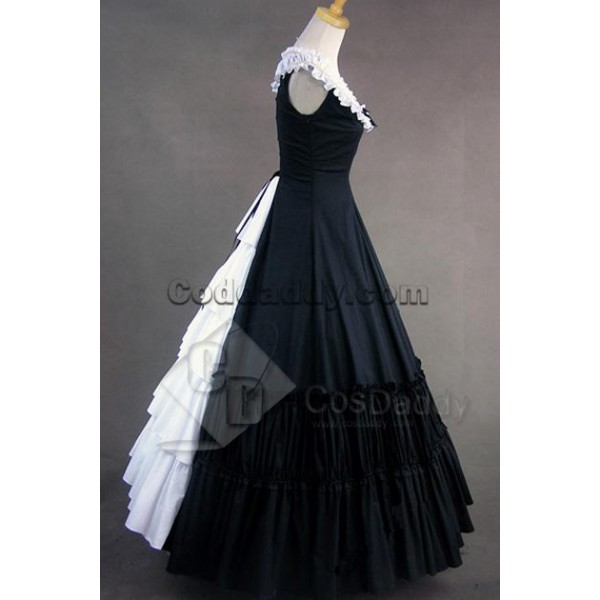 Southern Belle Lolitta Ball Gown Prom Dress Cosplay Costume