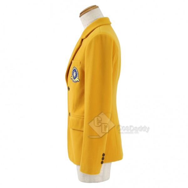 Spider-Man: Homecoming Peter Parker Yellow Jacket School Uniform