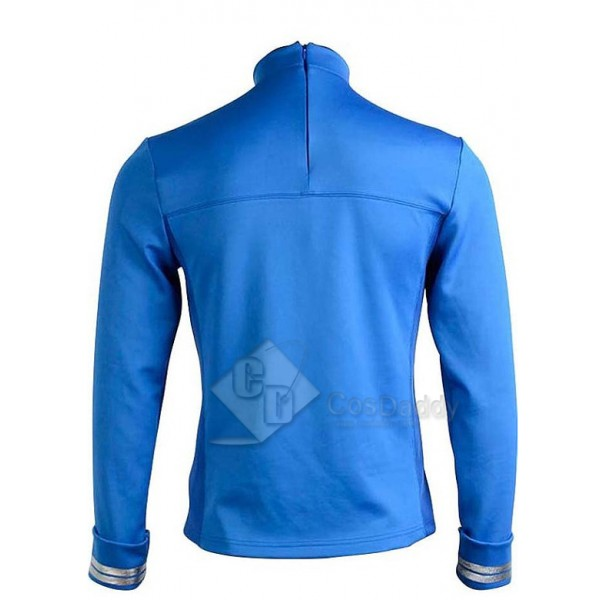 Star Trek Beyond Science Officer Uniform Spock Shirt