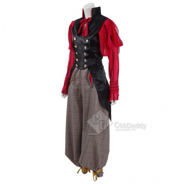 CosDaddy Alice in Wonderland 2 Cosplay Costume