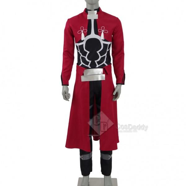 Cosdaddy Fate Stay Night UBW Archer Shirou Emiya Cosplay Costume