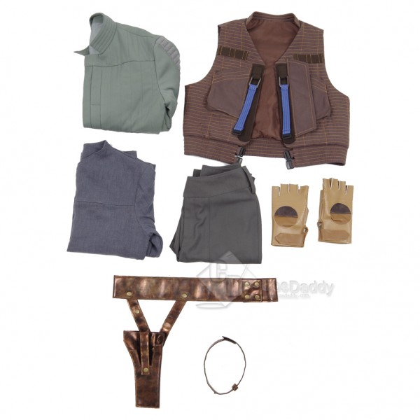 Star Wars: Rogue One Jyn Erso Cosplay Costume