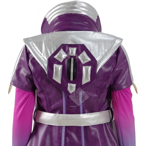 Cosdaddy Overwatch Sombra Uniform Cosplay Costume