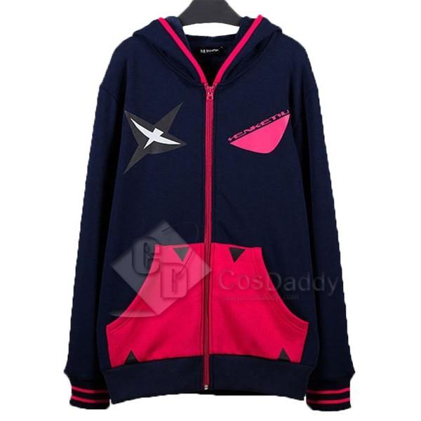 KILL la KILL Ryuko Matoi Jacket Hoodie Costume