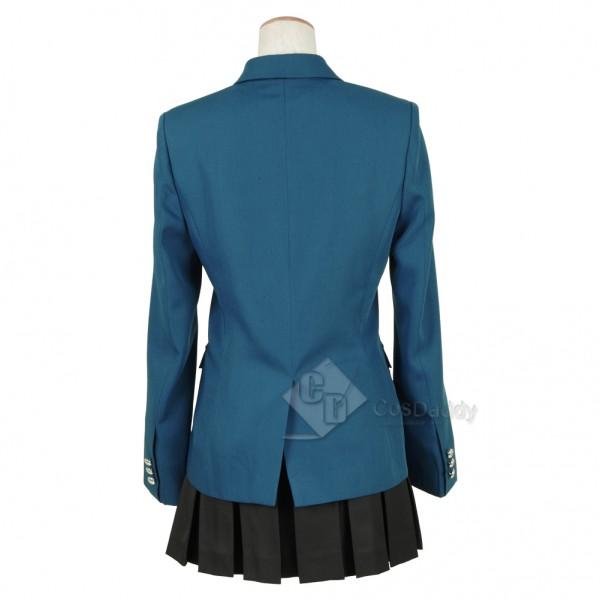 Persona 5 Sthe Animation -THE DAY BREAKERS Cosplay  Tougou Hifumi Costume