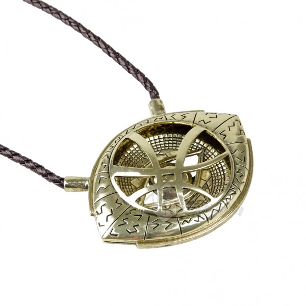 CosDaddy Doctor Strange Necklace - Eye of Agamotto...