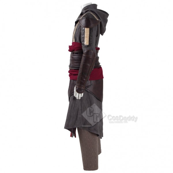 CosDaddy New Assassin's Creed Aguilar Armor Cosplay Costume Battle Suit For Man Adult Full Set