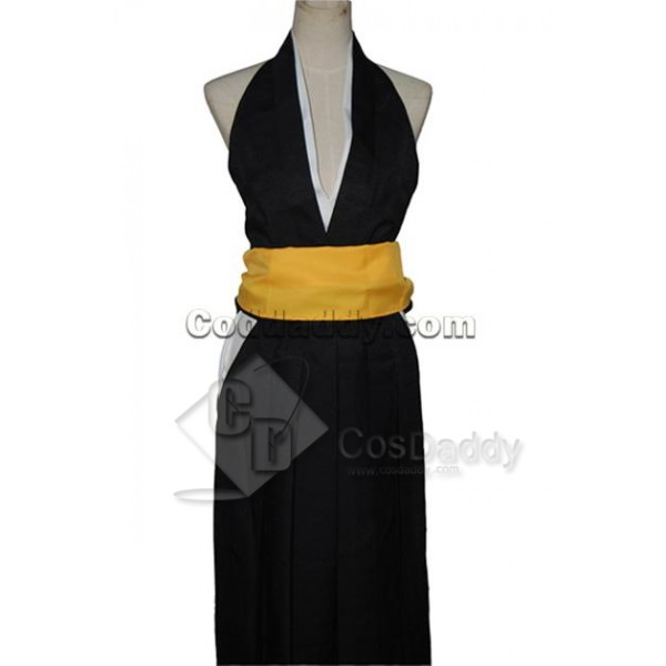Bleach Cosplay Soi Fong / Soi Fon Cosplay Costume
