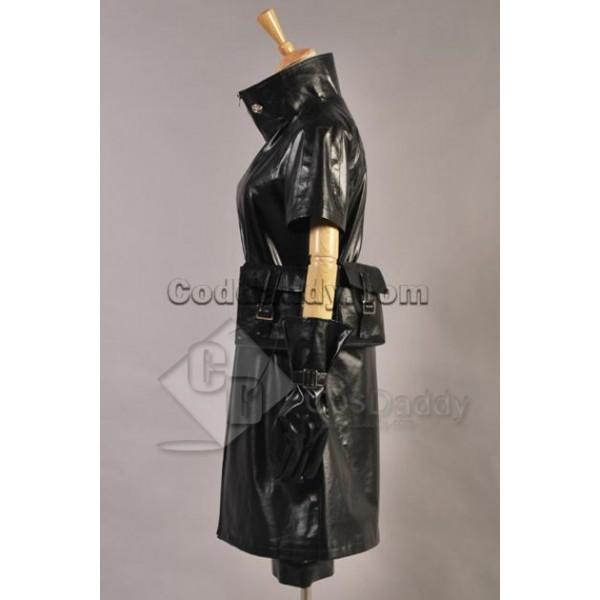 Final Fantasy VII FF7 Cloud Strife Overcoat Cosplay Costume