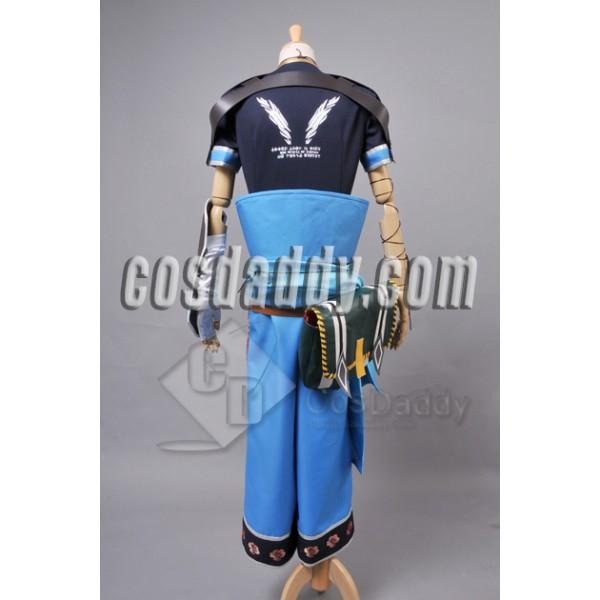 Final Fantasy XIII-2 FF 13-2 Noel Kreiss Cosplay Costume