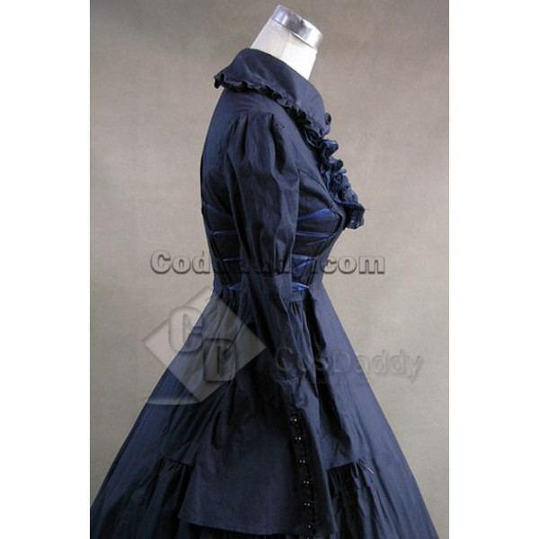 Victorian Gothic Lolita Cosplay Dress Ball Gown Cosplay Costume