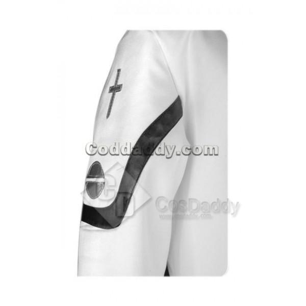 D Gray-man Komui Lee Black Order Supervisor Cosplay Costume