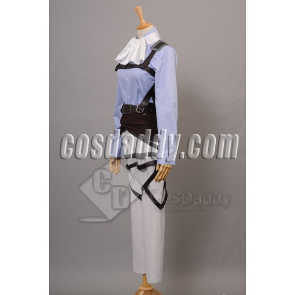 Attack on Titan Scouting Legion Eren Levil Cosplay Costume