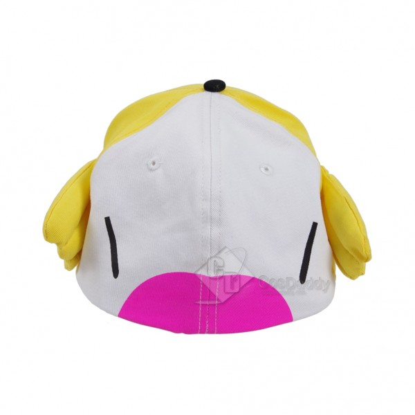 CosDaddy Final Fantasy XV Moogle Chocobo Hat Final Fantasy XV Noctis Lucis Caelum Cosplay Carnival Cap Halloween Costume Accessories
