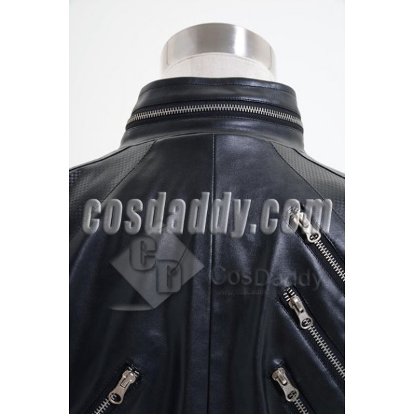 Michael Jackson Black Jacket Cosplay Costume