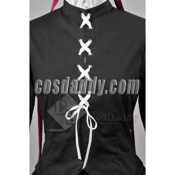 Air Gear Bleak Shirt Skirt Cosplay Costume