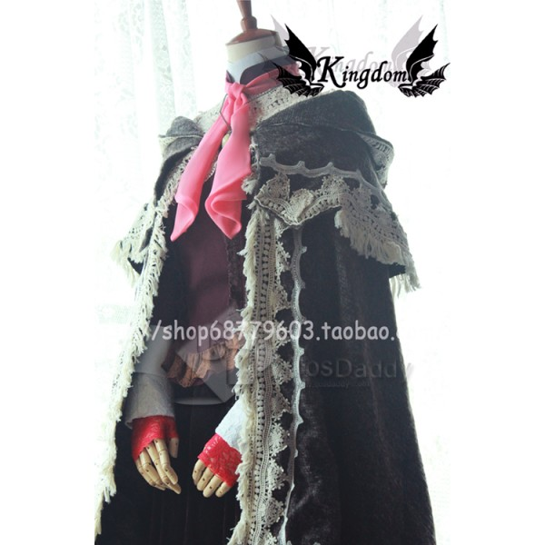 CosDaddy Bloodbrone Older Hunter The Doll Suit Cosplay Costume