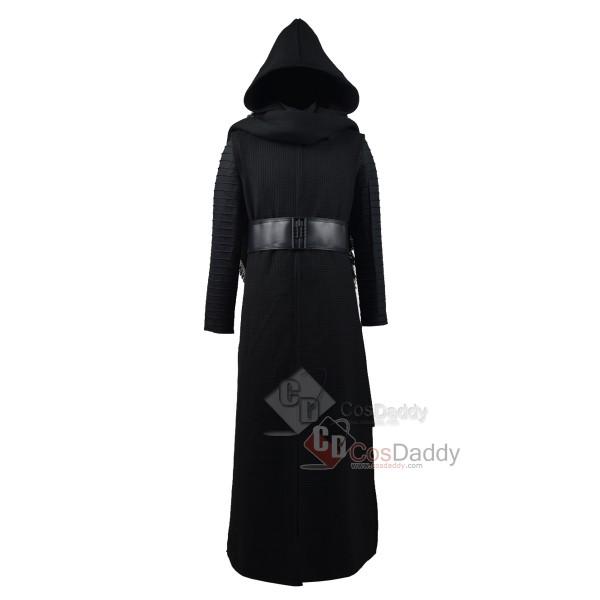 Star Wars VII Kylo Ren Black Cosplay Costume Full Set