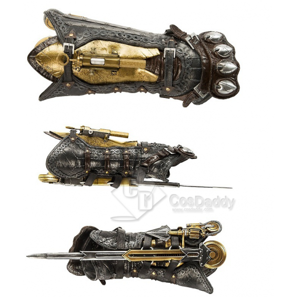 Assassin's Creed 6 Syndicate the Blade Cosplay Prop