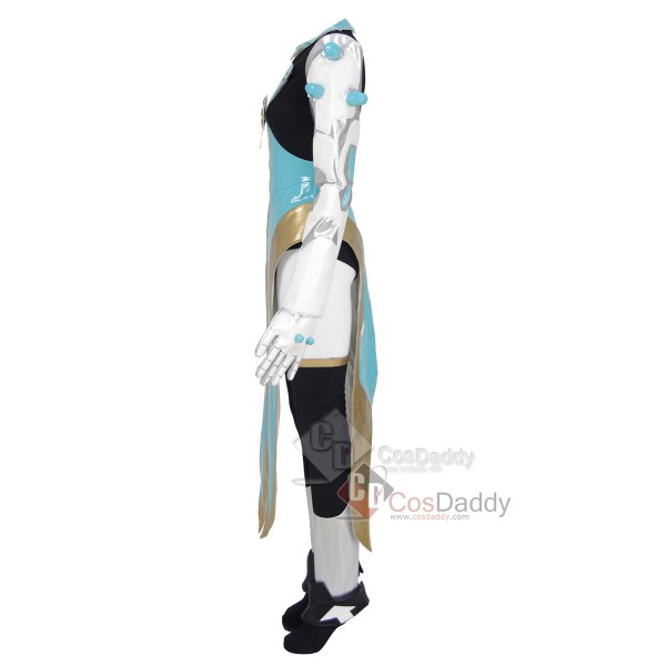 Overwatch Symmetra Uniform Cosplay Costume