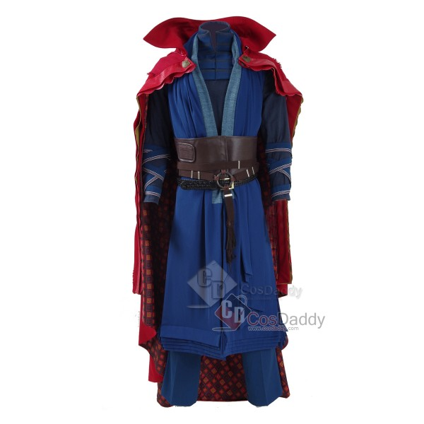 Doctor Strange Stephen Vincent Strange Cosplay Cos...