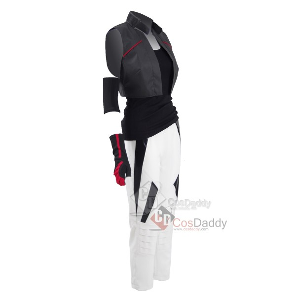2016 new Game Mirror's Edge Catalyst Faith Connors cosplay Costume woman Halloween Christmas running roleplay costume