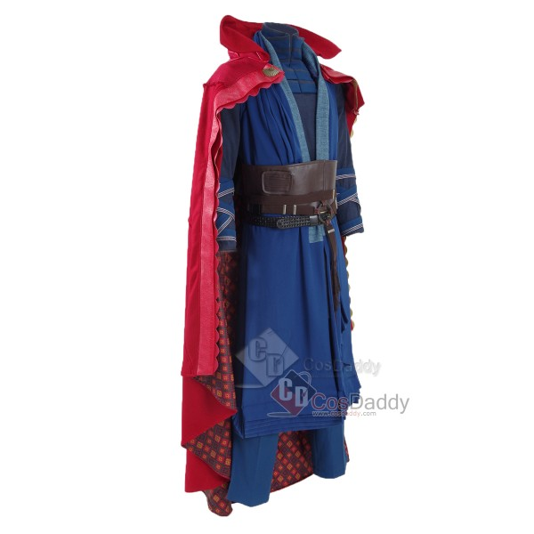 CosDaddy Marvel New Movie Doctor Strange Outfit Uniform Cape Halloween Cosplay Costume(Only Cloak)