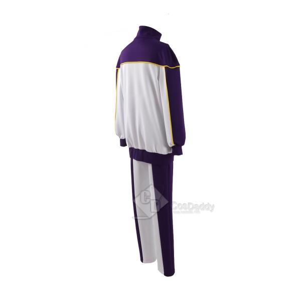 CosDaddy Touken Ranbu Hanamaru The Sword Dance Cosplay Heshikiri Hasebe Costume Men School Party Sports Suits&Pants