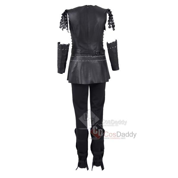The Huntsman Winter's War Warrior Sara Cosplay Costume Outfit Full Set