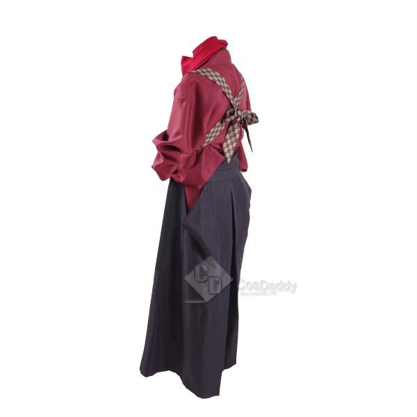 CosDaddy Touken Ranbu Hanamaru The Sword Dance Cosplay Kashuu Kiyomitsu Costume Men