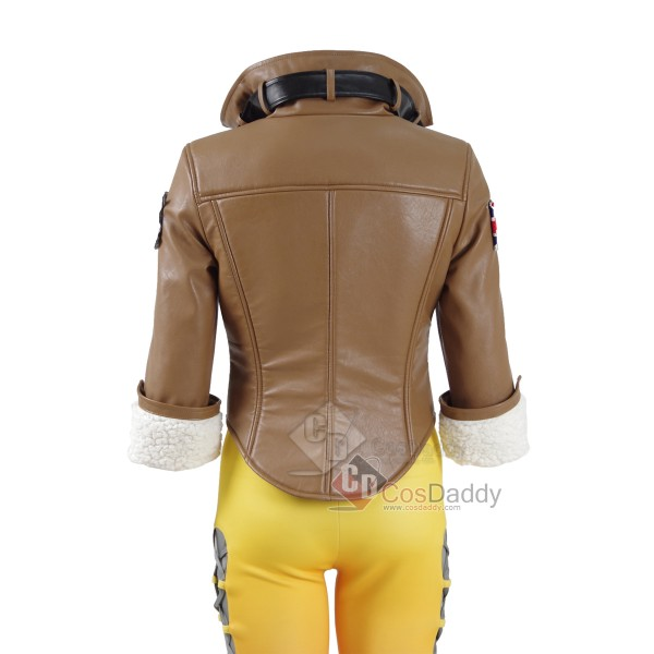Overwatch Tracer Uniform Cosplay Costume