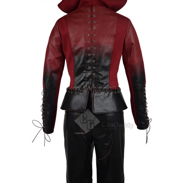 Green Arrow Season 3 Speedy Mia Dearden Cosplay Costume Outfits Uniform Suit
