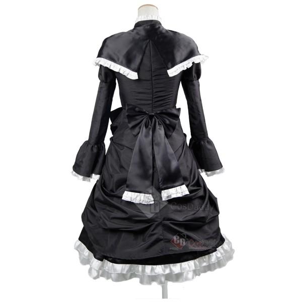 Absolute Duo Tsukumo Sakuya Dress Cosplay Costume
