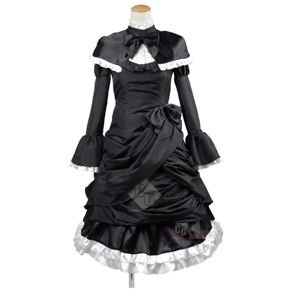Absolute Duo Tsukumo Sakuya Dress Cosplay Costume