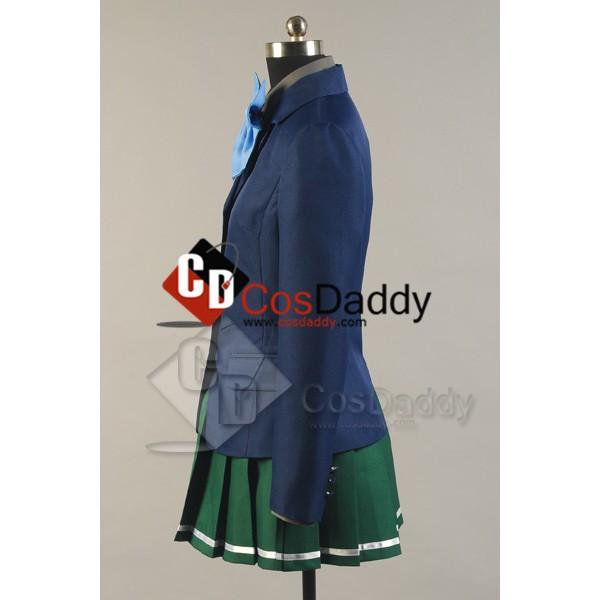 Accel World Black Lotus Uniform Cosplay Costume