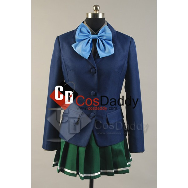 Accel World Black Lotus Uniform Cosplay Costume