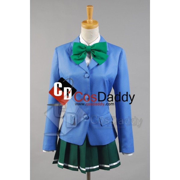 Accel World Chiyuri Kurashima Uniform Cosplay Costume