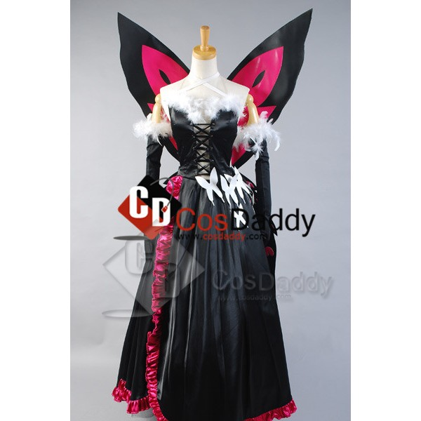 Accel World Kuroyukihimei Cosplay Costume
