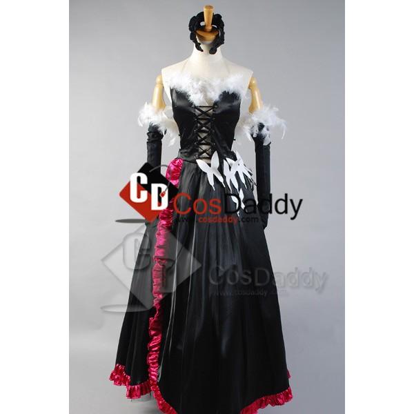 Accel World Kuroyukihimei Cosplay Costume
