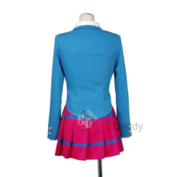 Actually I am Jitsu wa Watashi wa Yoko Shiragami School Uniform Cosplay Costume