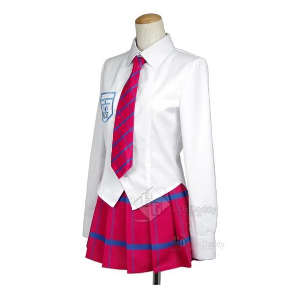 Actually I am Jitsu wa Watashi wa Nagisa Aizawa School Uniform Cosplay Costume