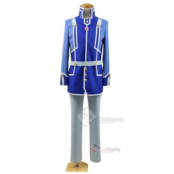 Akagami no Shirayukihime Zen Wistalia Uniform Cosp...
