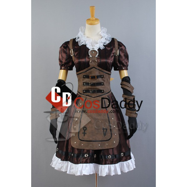 Alice Madness Returns Alice Stream Cosplay Costume...