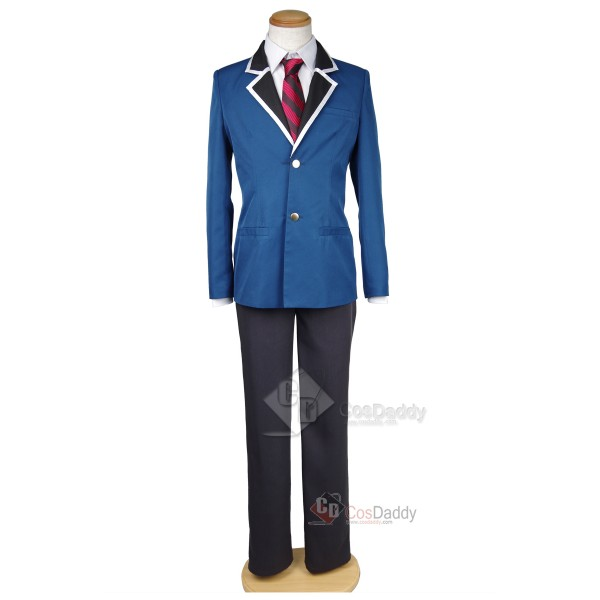 Aoharu x Machinegun Tachibana Uniform Cosplay Cost...