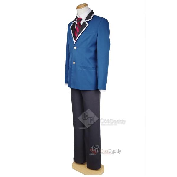 Aoharu x Machinegun Tachibana Uniform Cosplay Costume