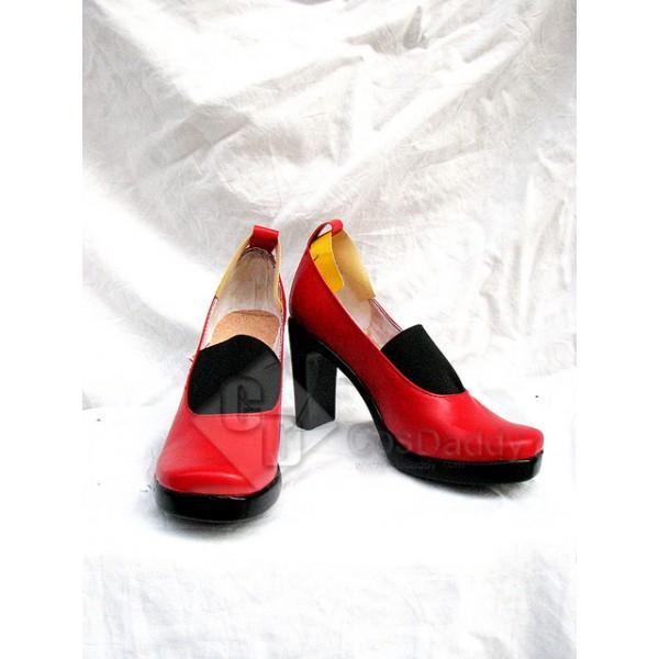 Aria Aika S. Granzchesta Cosplay Shoes Custom Made