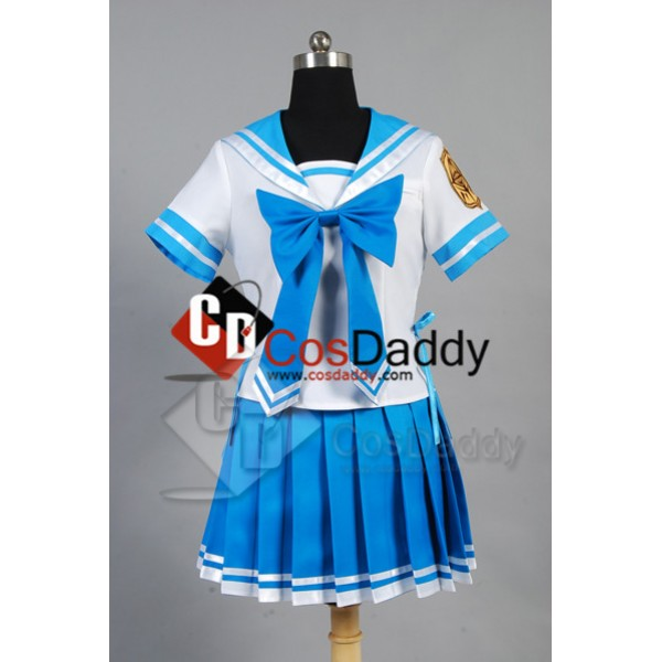 Aria the Scarlet Ammo Reki's Uniform Cosplay Costu...